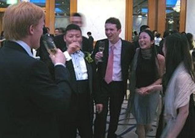 木村周一郎 結婚