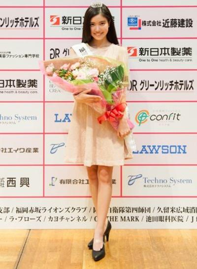 あやの(立木綾乃) 福岡ティーングランプリ 画像