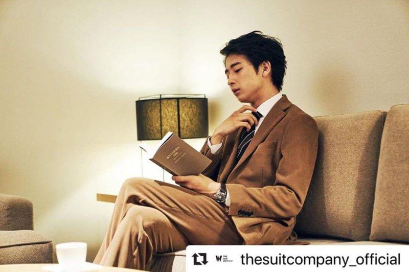 ドラ恋 井上佑(たすく)はモデルで経歴や事務所を調査!インスタがかっこいい!