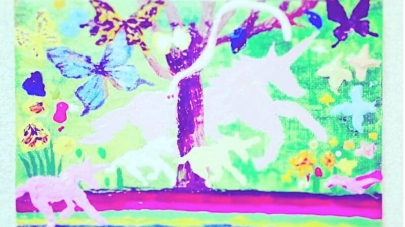 バチェロレッテ 杉田陽平(画家)のアート作品のInstagram画像②
