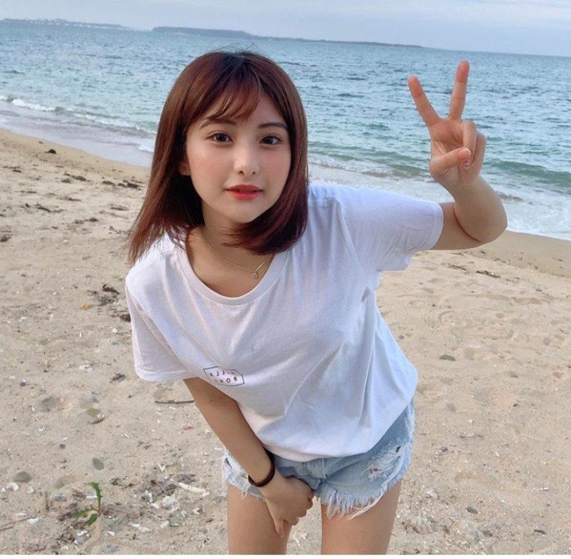 今日好き みらい(横田未来)の可愛いインスタ写真2