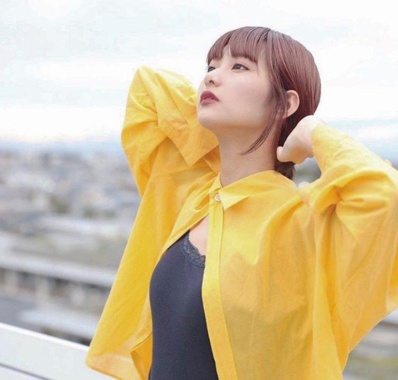 今日好き みらい(横田未来)の可愛いインスタ写真1