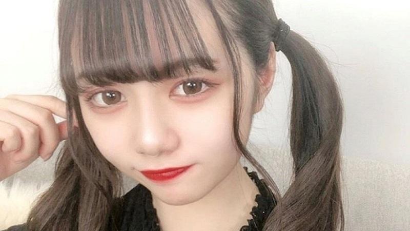 石川涼楓(すずか)の二重はアイプチ?アイドルなのに可愛くない!?【今日好き】画像