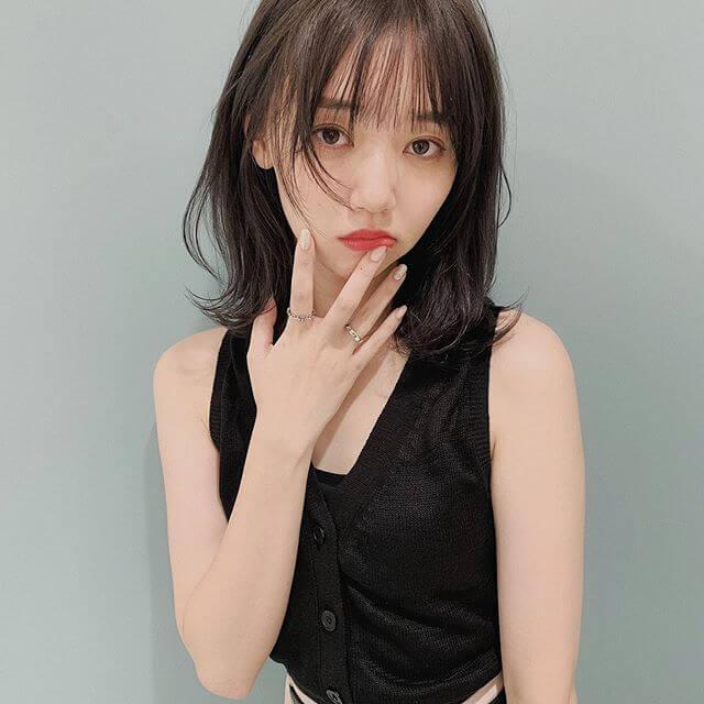江野沢愛美(まなみん)の髪型2
