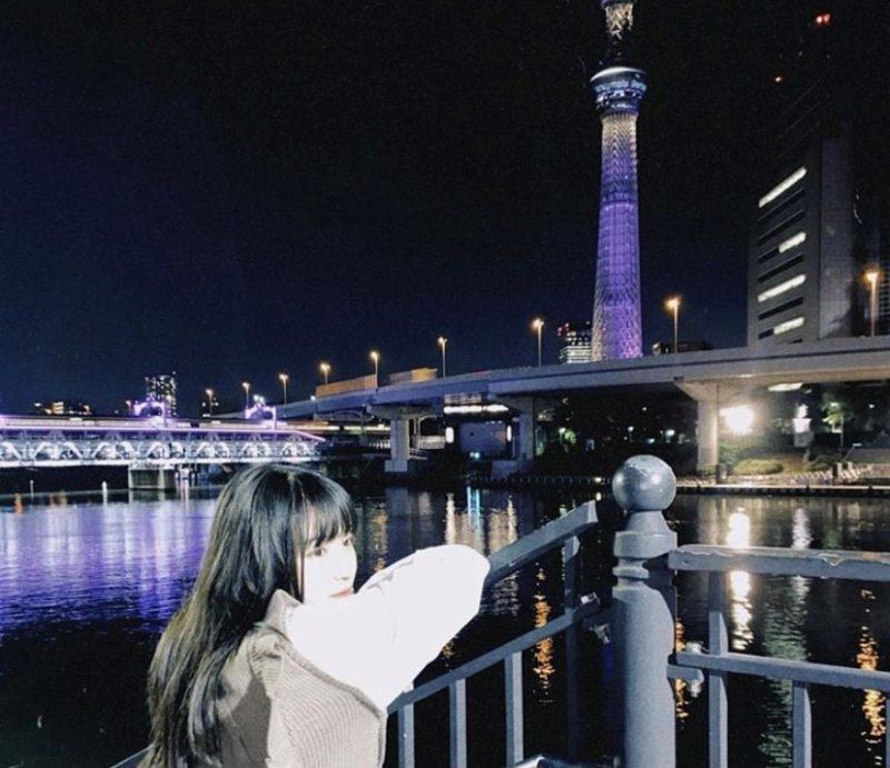 ももか(宇田川桃華)ちゃんのインスタ②
