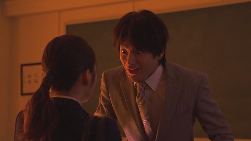 【先生を消す方程式】第2話のネタバレあらすじ感想!義澤先生が突き落とされる!最後に明かされる衝撃の事実とは!?画像