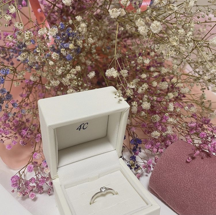 なのかじ結婚指輪画像