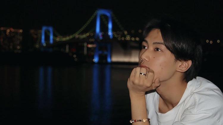 りゅうき(松岡龍輝)くんのイケメンなインスタ画像2