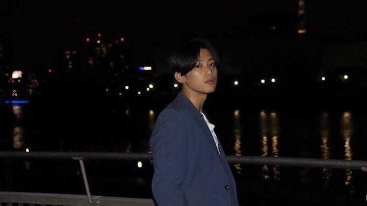 りゅうき(松岡龍輝)くんのイケメンなインスタ画像3