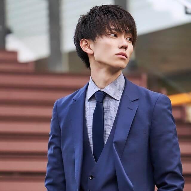樋口晃平のカッコいいインスタ画像3