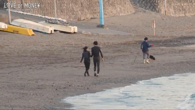 ヴァンゆんの【LOVE or MONEY 2nd Season】ひなもとき2ショット画像