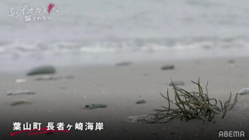 恋とオオカミロケ地「葉山町 長者ヶ崎海岸」画像