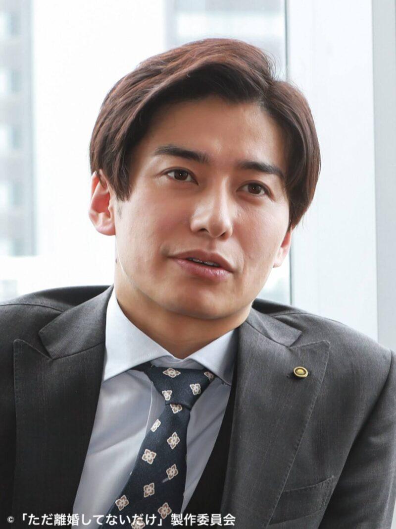 柿野利治 役 | 武田航平のwikiプロフィール
