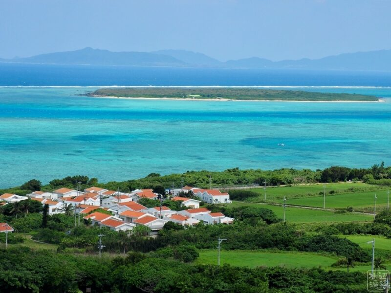 沖縄県小浜島
