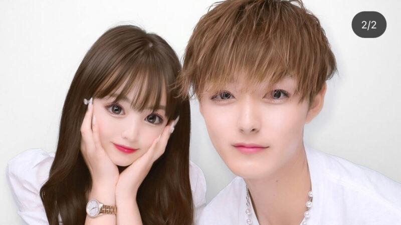 恋ステ「のあたい」カップル画像
