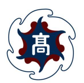 「東京都立富士森高等学校」の校章
