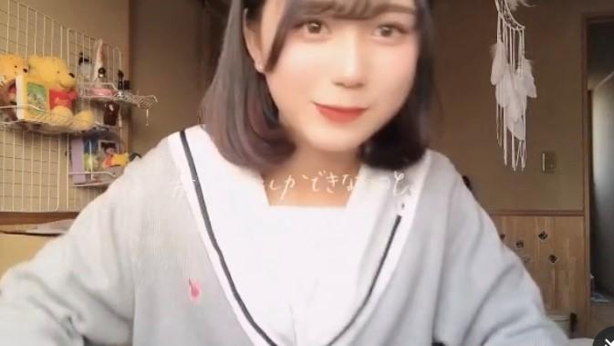 【今日好き青い春編】(2020年4月ごろ)のさら(鉄桜瀬)ちゃん